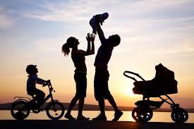 árnyék szülő magasba gyerek babakocsi