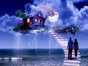 dream lépcsőn fel